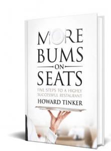 Restaurant Marketing Books - More Bums On Seats