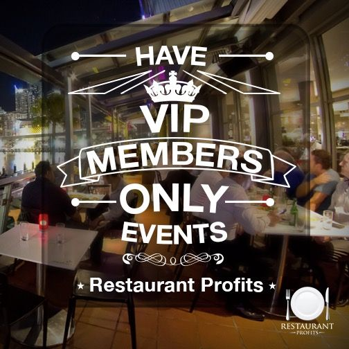 vip-members-only-events